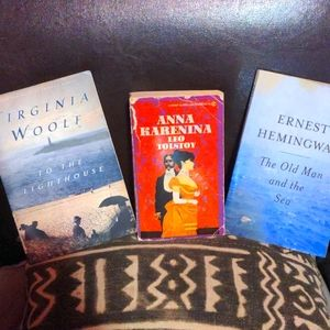🖤 Lot of 3 used Classic books